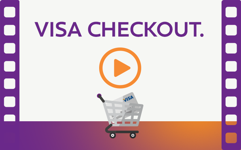 Visa Checkout - Play Video