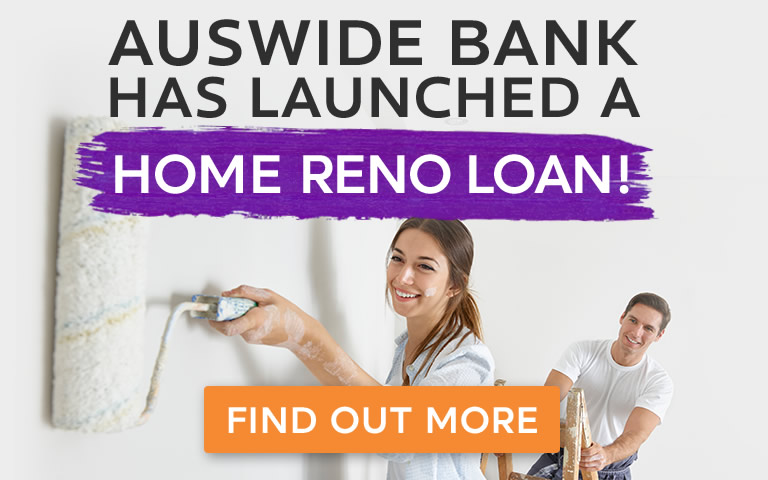 Auswide Bank has launched a Home Reno Loan! Find out more